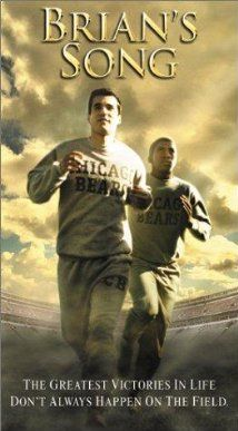 Brian's Song (2001: Not Rated) The story of professional football players Gale Sayes and Brian Piccolo, and how their friendship on and off the field was affected when Piccolo contracted a fatal disease.