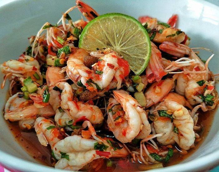 Resep Chinese Food Udang Pedas Saus Tiram Resep Udang Resep Masakan Amerika Resep