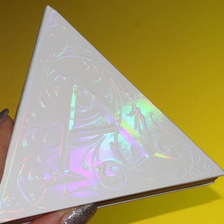 Kat Von D's Alchemist palette, available in December