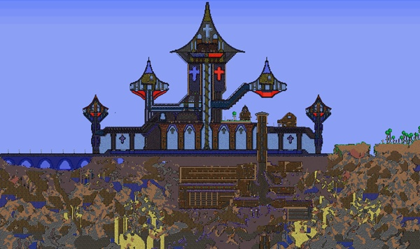 Terraria Online Developer News Guides Tools Maps Wiki Terrarium Map Awesome