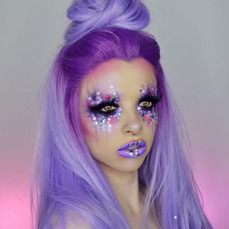 Pink And Purple Mermaid Hair: KIMBERLEYMARGARITACOLOURCREEP