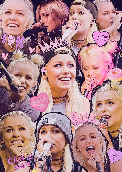 Jenna collage   Tonight Alive