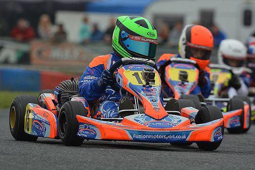Super One MSA Series, IAME Cadet, Clay Pigeon, William Pettitt, Fusion Motorsport