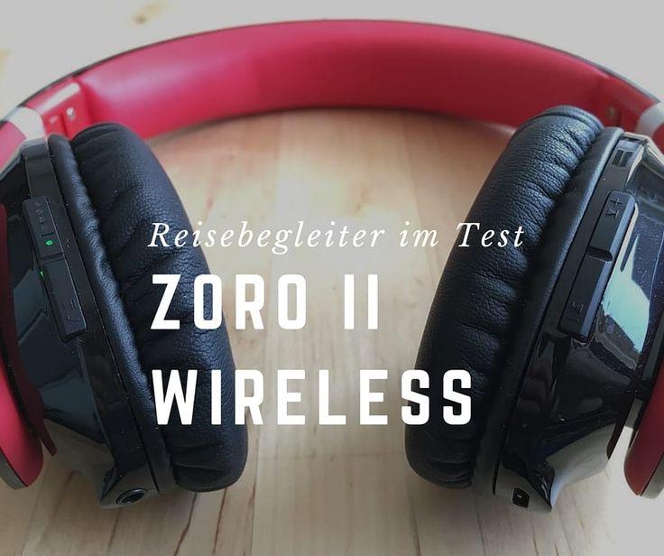 Reisebegleiter im Test Zoro II wireless Kopfhörer