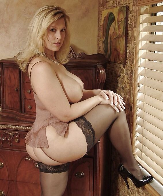 Lace lingerie pussy