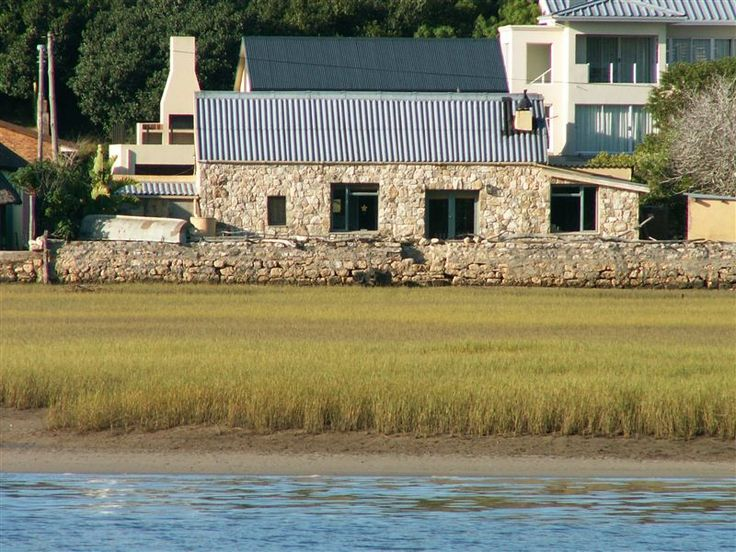 Lyn's View - Lyn's View is a rustic 100-year-old stone cottage overlooking the river which, for the first time ever, is being made available for short term holiday accommodation.  The cottage is situated within walking ... #weekendgetaways #stilbaai #southafrica