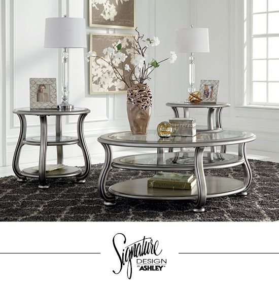 Best Totally Tables Images On Pinterest Ashley Furniture - Ashley furniture living room table set