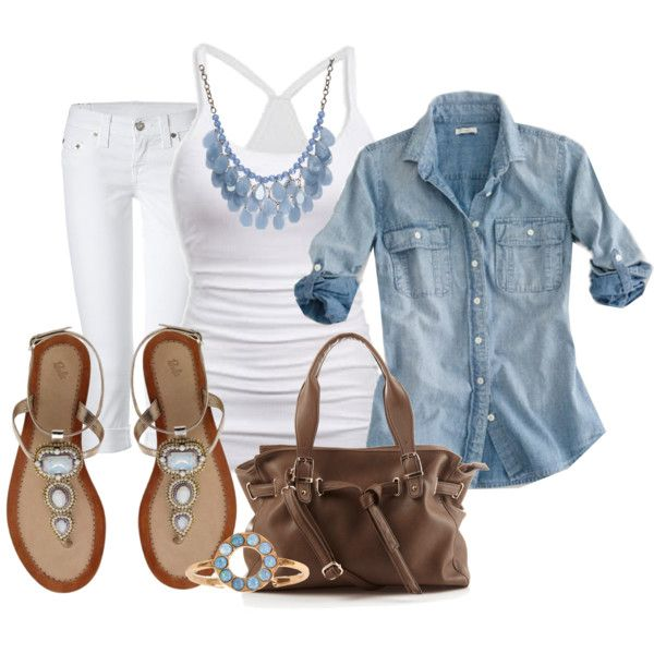 A fashion look from June 2013 featuring American Eagle Outfitters tops, True Religion and BUBA sandals. Browse and shop related looks.