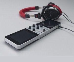 Une platine de mix portable