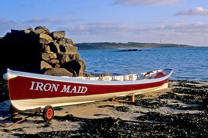 Gig Boat: Iron Maid