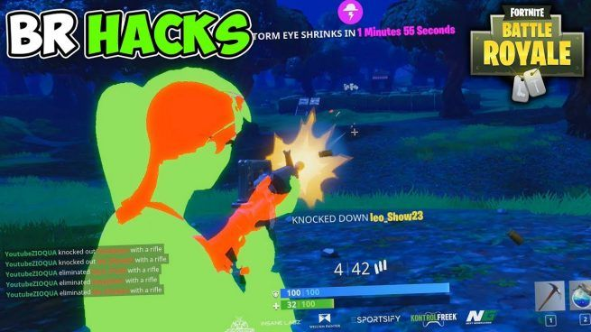 Fortnite Battle Royale Hack And Cheats Online Generator For