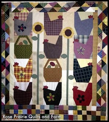 17 Best Ideas About Chicken Quilt On Pinterest Patchwork
