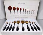 ♤❧ 10Pcs Professional #Makeup Brushes Set Oval Cream Puff #Toothbrush Brush... Click now http://ebay.to/2Bn6BQ5