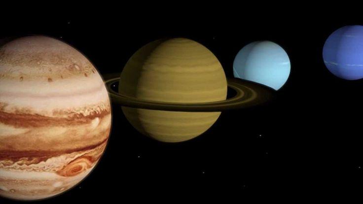 Sluneční soustava (informace o planetách)