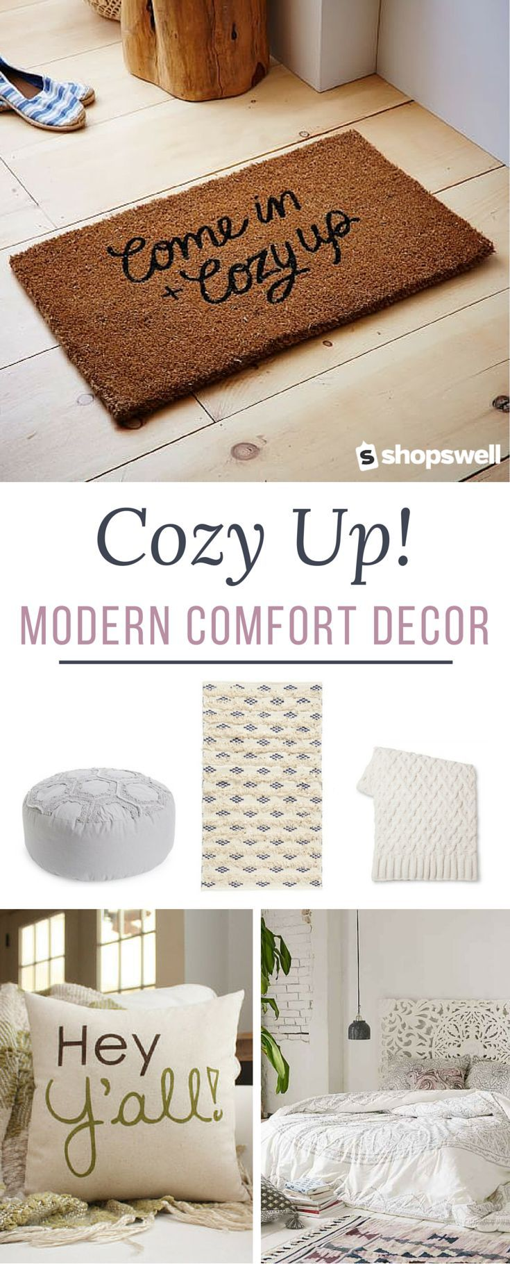 20 Cozy Decor Essentials That Will Make You Never Want To Leave Your Home.