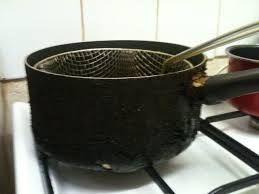 Chip pan!