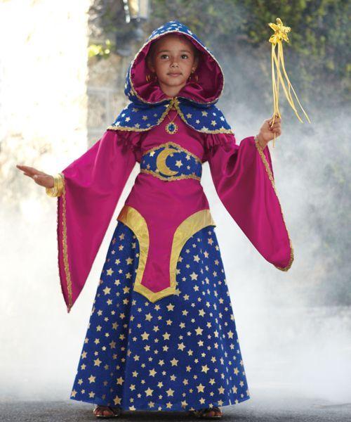 mystic sorceress girls costume
