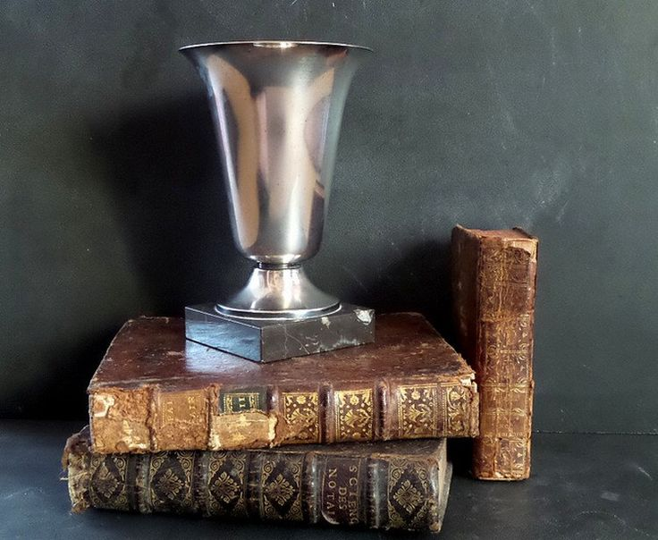 French Soccer Trophy. Vintage Sports Trophy. Man Cave Decor. Sports Award. Mid Century Vase. Desk Accessory by CabArtVintage on Etsy https://www.etsy.com/listing/260238162/french-soccer-trophy-vintage-sports