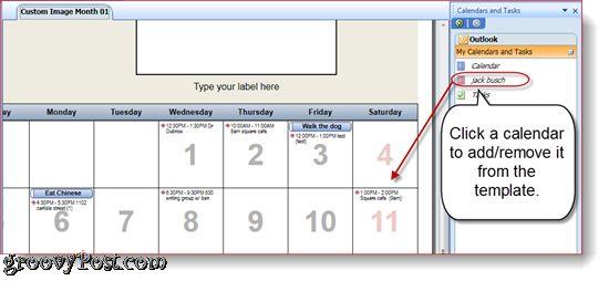 Calendar Design Tool : Calendar print assistant printing tools slipstick