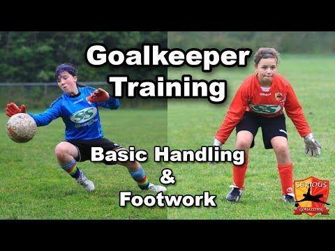 ▶ Goalkeeper Training - U10/U12 - SeriousGoalkeeping.net - YouTube