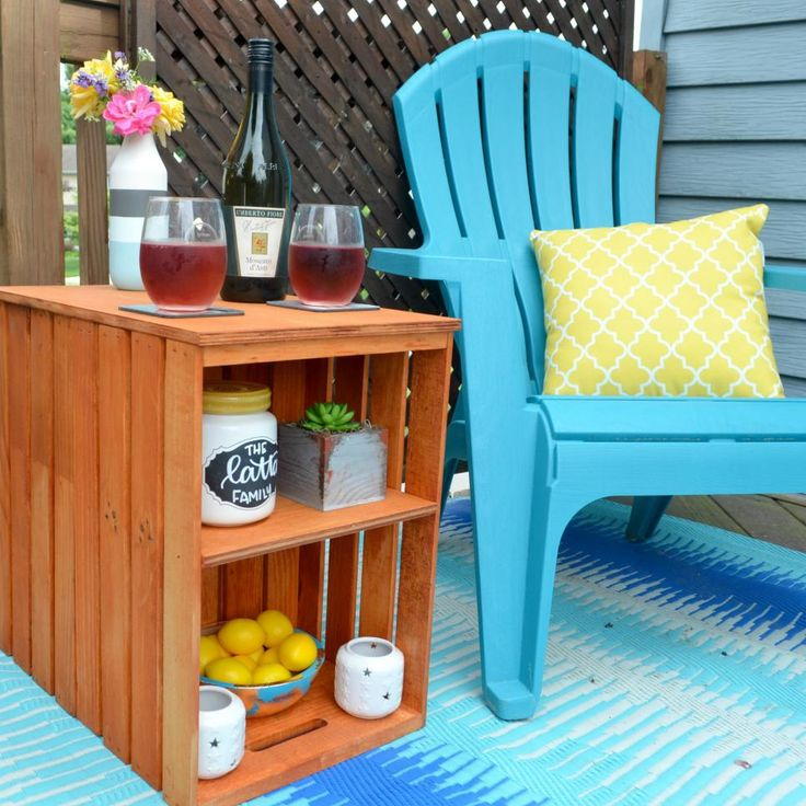 25 Chic Ideas for Patios and Porches on a Budget