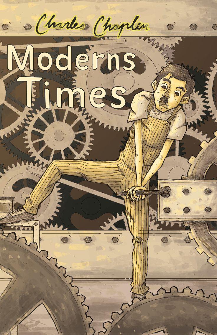 Charles Chaplin - Moderns Times
