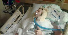 Becky's Upper Jaw Surgery Blog: Hospital: Surgery Day