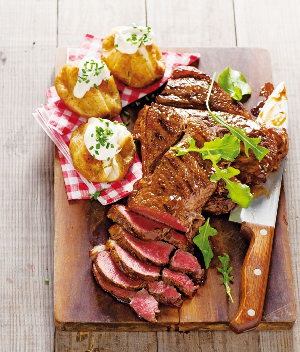 Follow the #aroma to PnP's Angus country-reared, lazy-aged #steak #picknpay