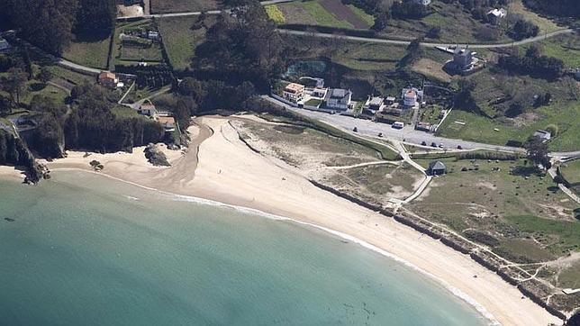 Playa de Xilloi #lugo #galicia