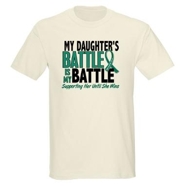 26 best images about fight like a girl ovarian cancer for Ovarian cancer awareness t shirts