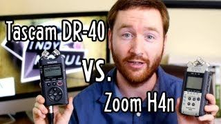Audio Recorder Showdown