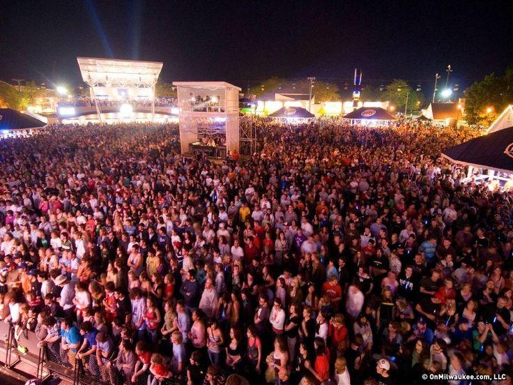 Plan your Summerfest schedule