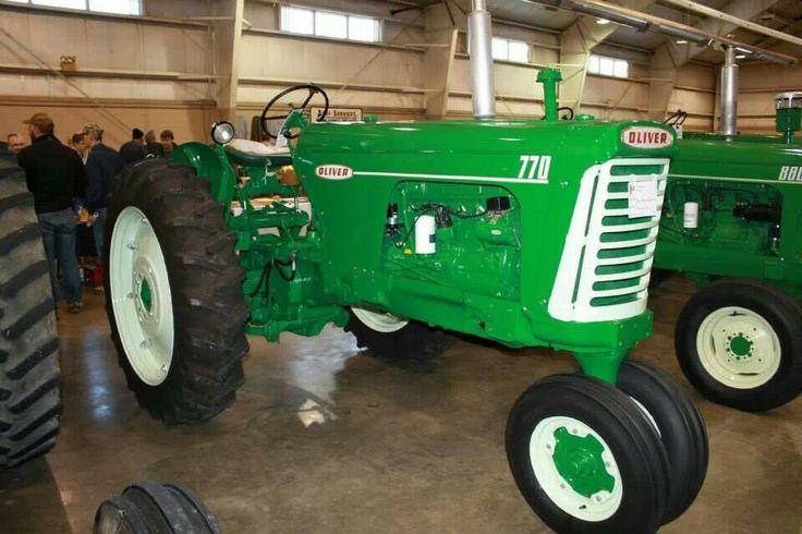 Oliver 770 3 Point Hitch : Best tractors images on pinterest antique