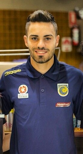 Anthony Caceres, Central Coast Mariners
