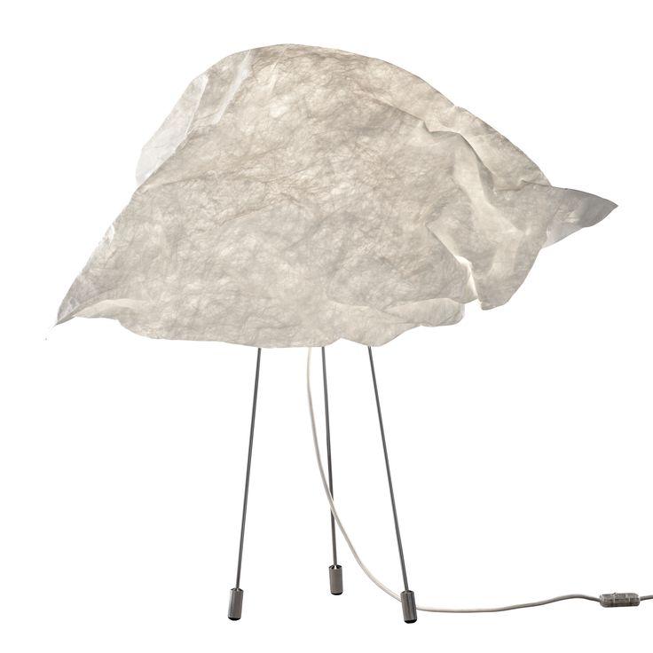 lampe poser crumple de forestier luminaires pinterest forestier lampes et luminaires. Black Bedroom Furniture Sets. Home Design Ideas