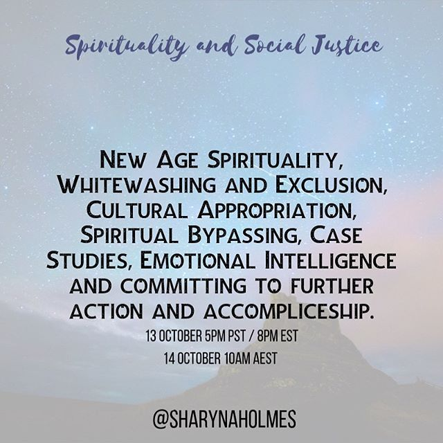 The Spirituality And Social Justice Webinar Begins In A Few Hours Registration Is Open For The Next 2 5 Hours I Ve Poured 2 Years Of Research Analysis Example