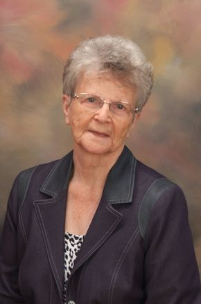 "This is Janette Oke, the author of ""Love comes softly"" series. God bless her."