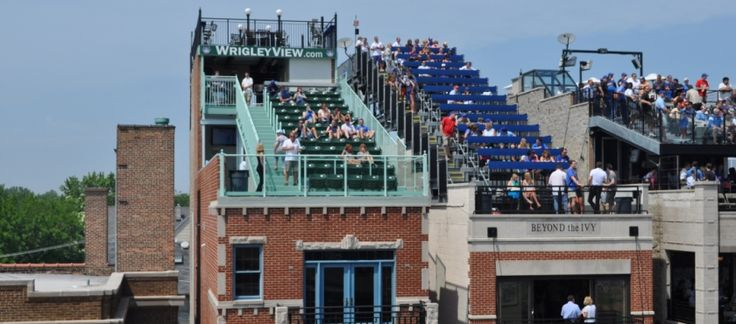 Chicago Cubs Rooftop Tickets | Cubs Rooftop Deals - Compare Wrigley Rooftops  -  www.comparewrigleyrooftops.com