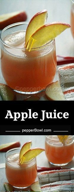 Apple juice', I know it is everyone's favorite. But how many of you are really making them at home?| http://pepperbowl.com