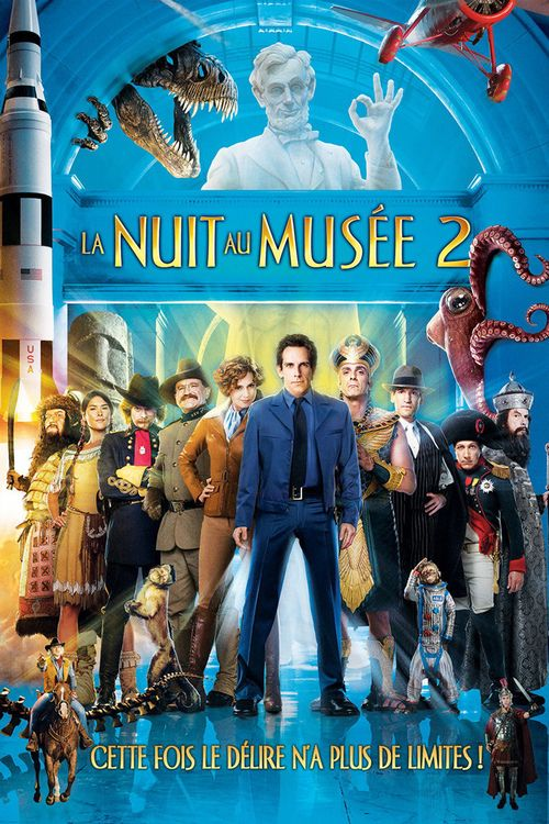 Watch Night at the Museum: Battle of the Smithsonian 2009 Full Movie Online Free