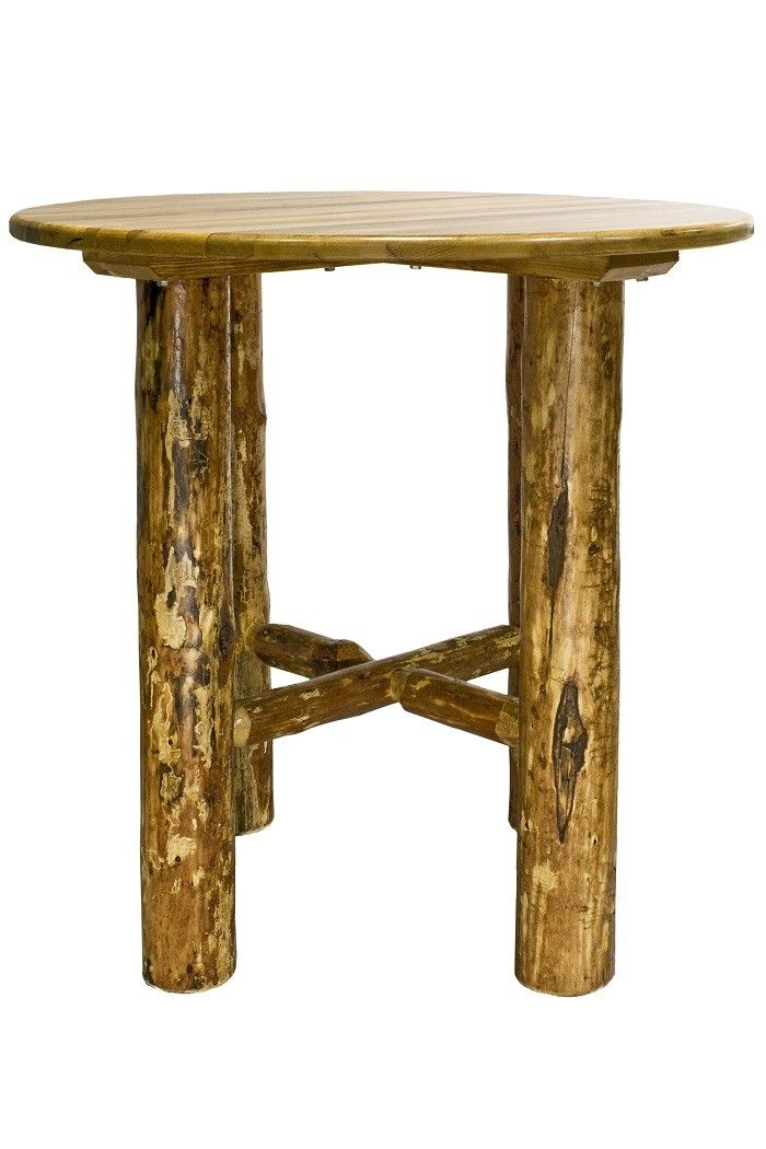 Awesome Rustic Style Bistro Table