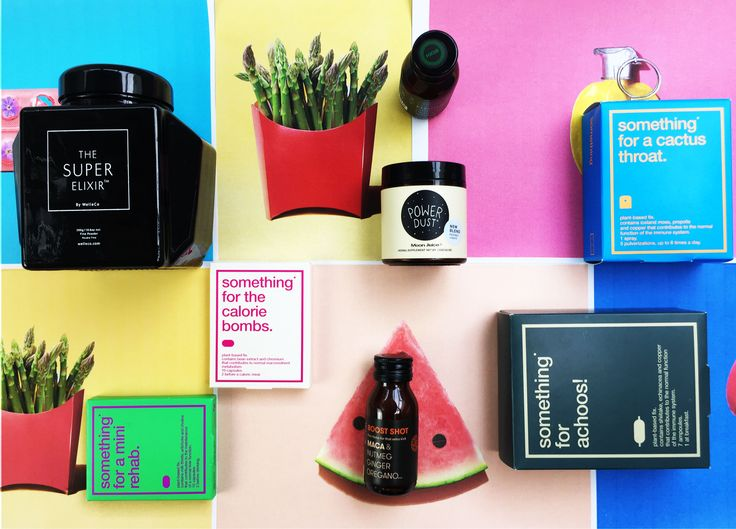 For more energy, beautiful skin, or a mini-rehab: Our beauty editor Anna reveals her favorite nutritional supplements | ©hey woman!