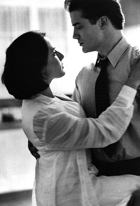 Brendan Fraser, you know how to make my heart flutter. (Tango scene from Mrs. Winterbourne)