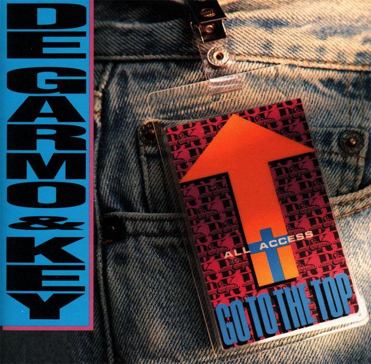 Degarmo & Key - Go To The Top CD 1991 Benson [CD02771] * NEW * STILL SEALED *   Music, CDs   eBay!