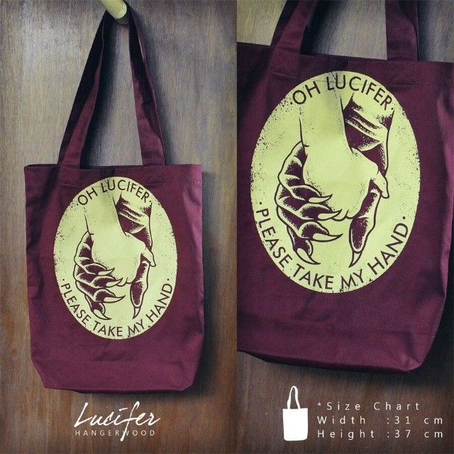 Hangerwood Bag Lucifer