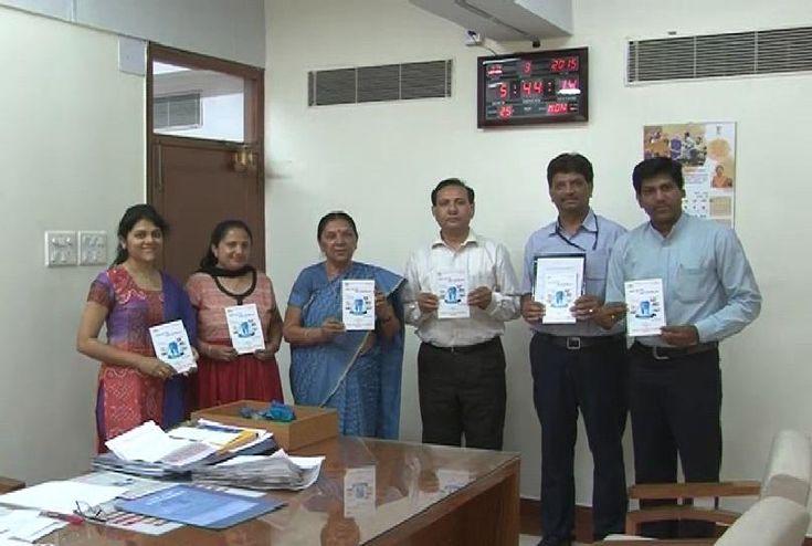 VIDEO:@anandibenpatel launched #Book on #Dental #Treatment http://www.gujaratheadline.com/anandiben-patel-launched-book-on-dental-treatment/ … #Gandhinagar @InfoGujarat