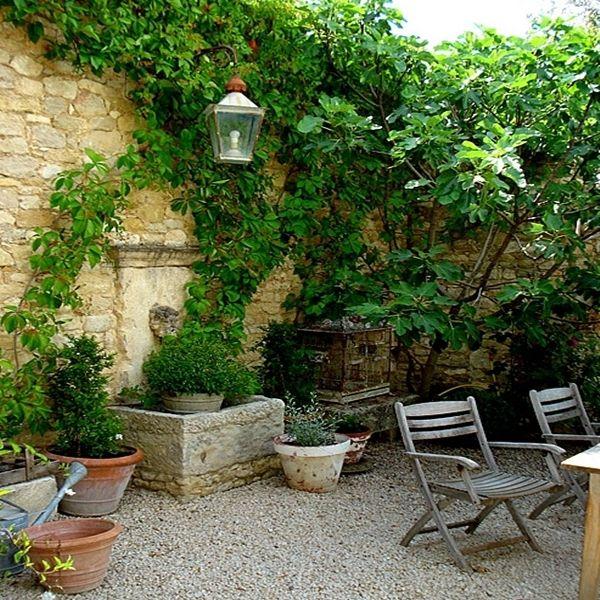 Oltre 25 fantastiche idee su splendidi giardini su - Ghiaia x giardino ...