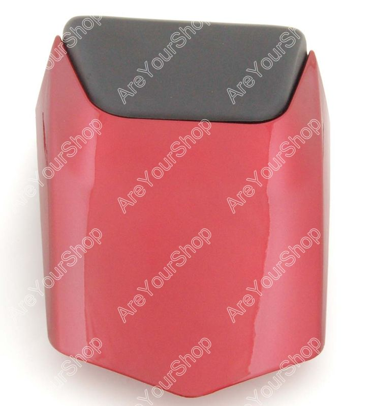 Sale Red Universal Motorcycle Rear Seat Cover Cowl Solo Motor Seat Cowl Rear Pillion Fairing for Yamaha R1 2000-2001