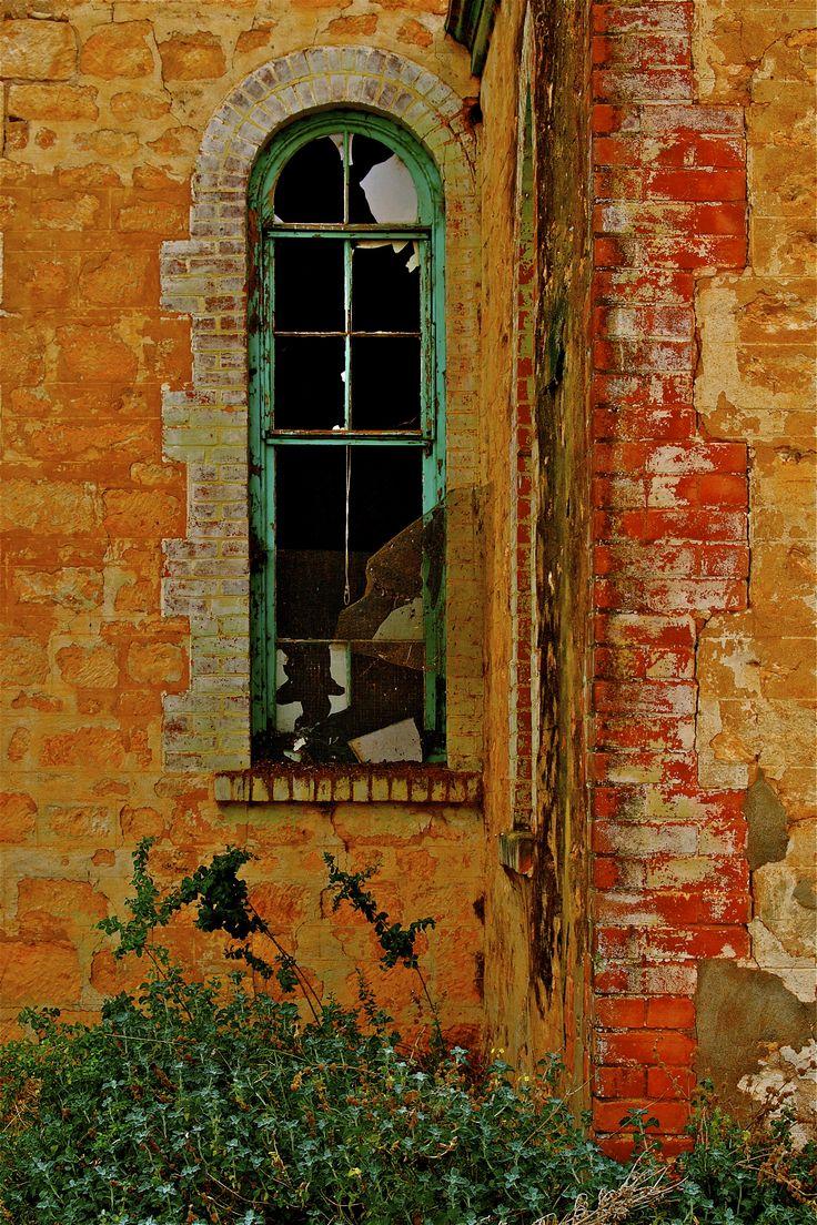 Abandoned Church - South Australia