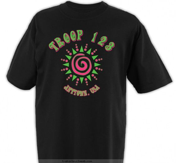 1000 images about girl scout tshirt ideas on pinterest for Girl scout troop shirts